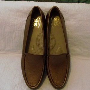 SAS TriPad Comfort Women's loafer shoes, Size 9.5m